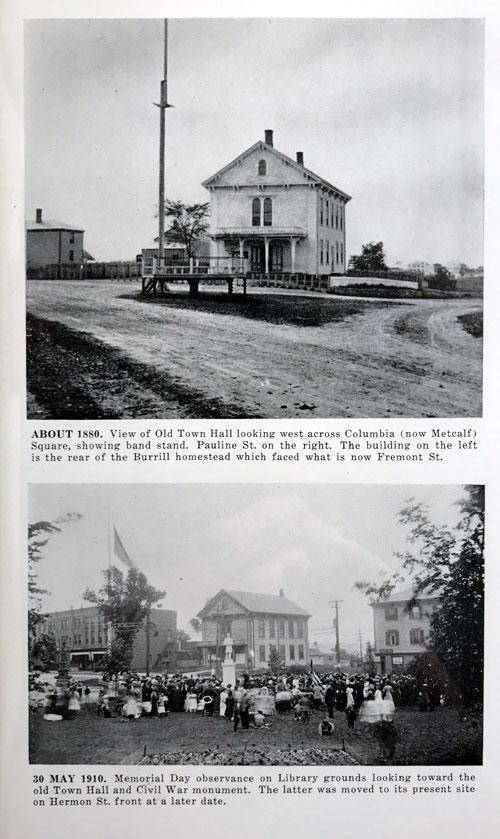 The History of Winthrop Massachusetts - William H  Clark